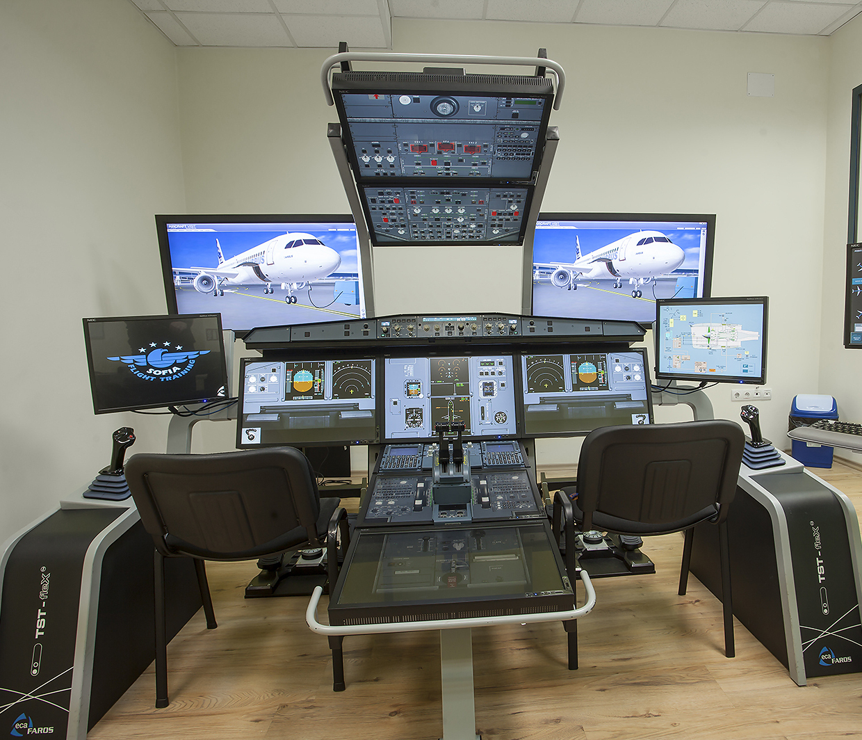 A320 Maintenance And Flight Training Device Sofia Flight