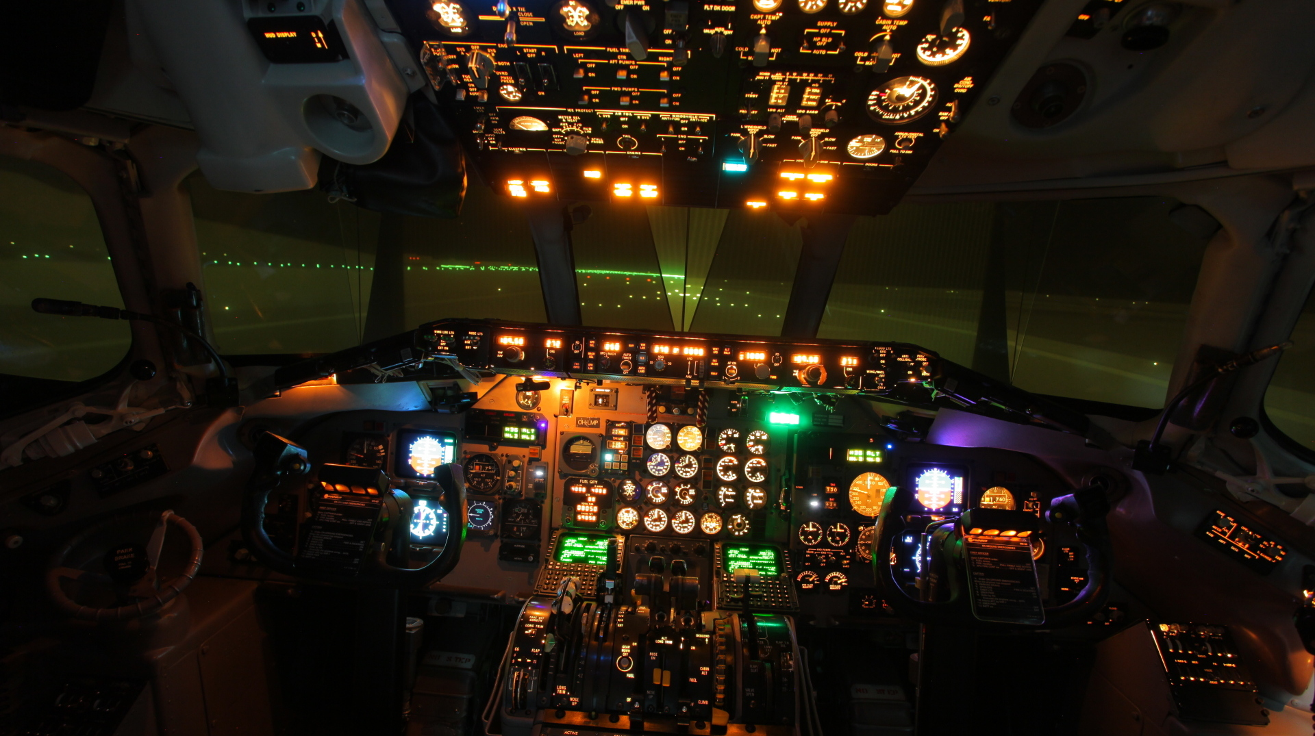 MD80 Full Flight Simulator