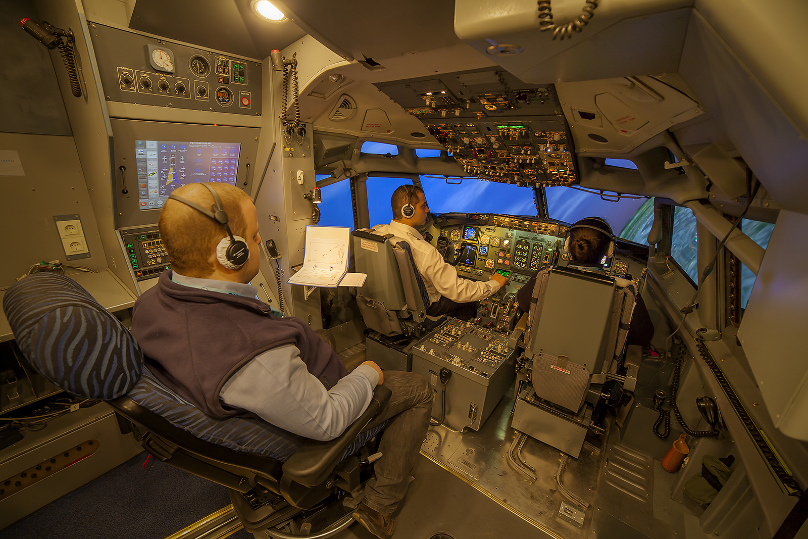 BOEING 737-300/900 TYPE RATING COURSE