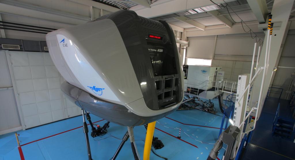 A320 Full Flight Simulator #1